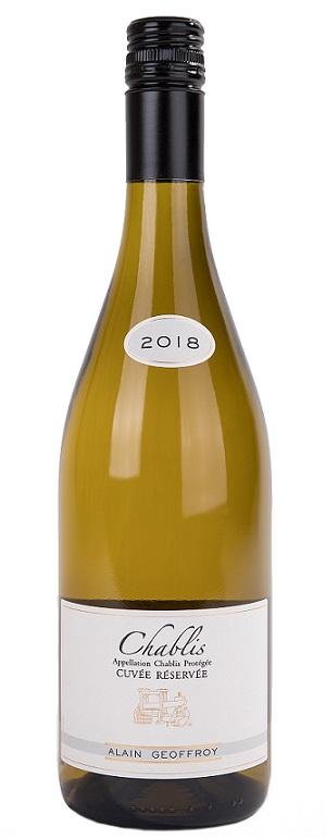 Chablis Cuvée Réservée, Alain Geoffroy 2019