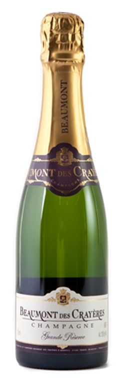Beaumont des Crayeres HALF Gd Res Brut NV