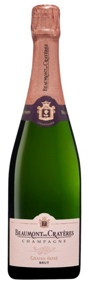 Beaumont des Crayeres Grand Rosé NV