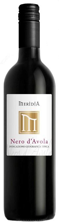 Nero d`Avola, Meridia IGT 2017