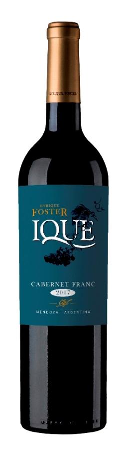 Cabernet Franc, Ique, Enrique Foster 2017