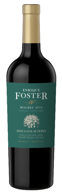 Malbec Altepes Single Vineyard 2015