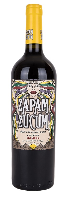 Malbec Zapam Zucum Organic 2019