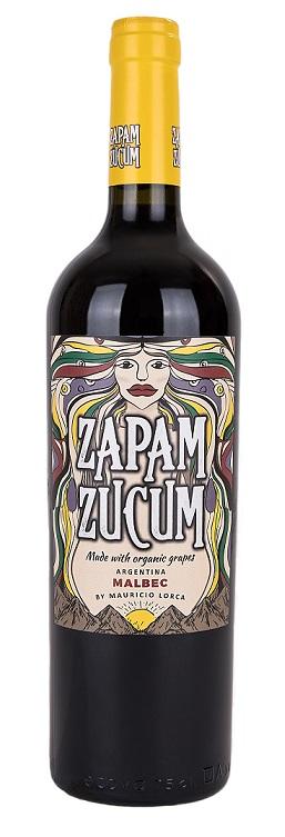 Malbec Zapam Zucum Organic 2020