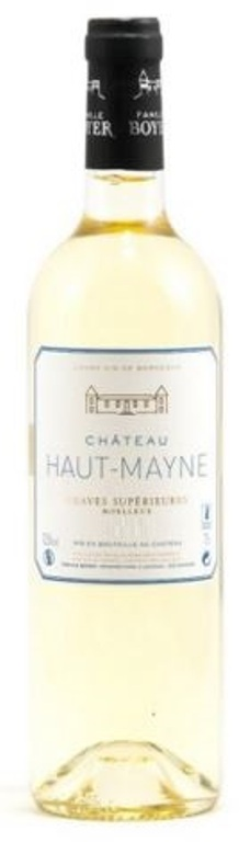 Ch Haut Mayne, Graves Moelleux 2016