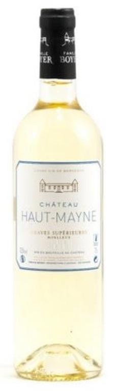 Ch Haut Mayne, Graves Moelleux 2016