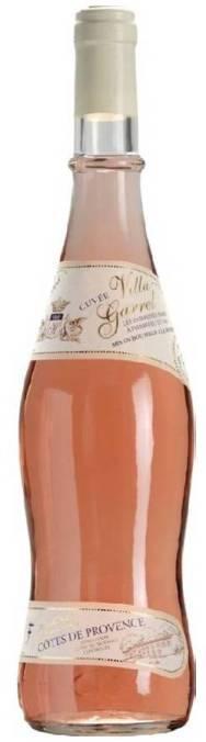 Cotes de Provence Rosé, Villa Garrel 2018