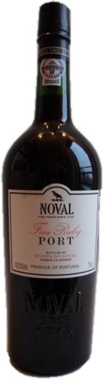 Quinta do Noval Fine Ruby Port NV