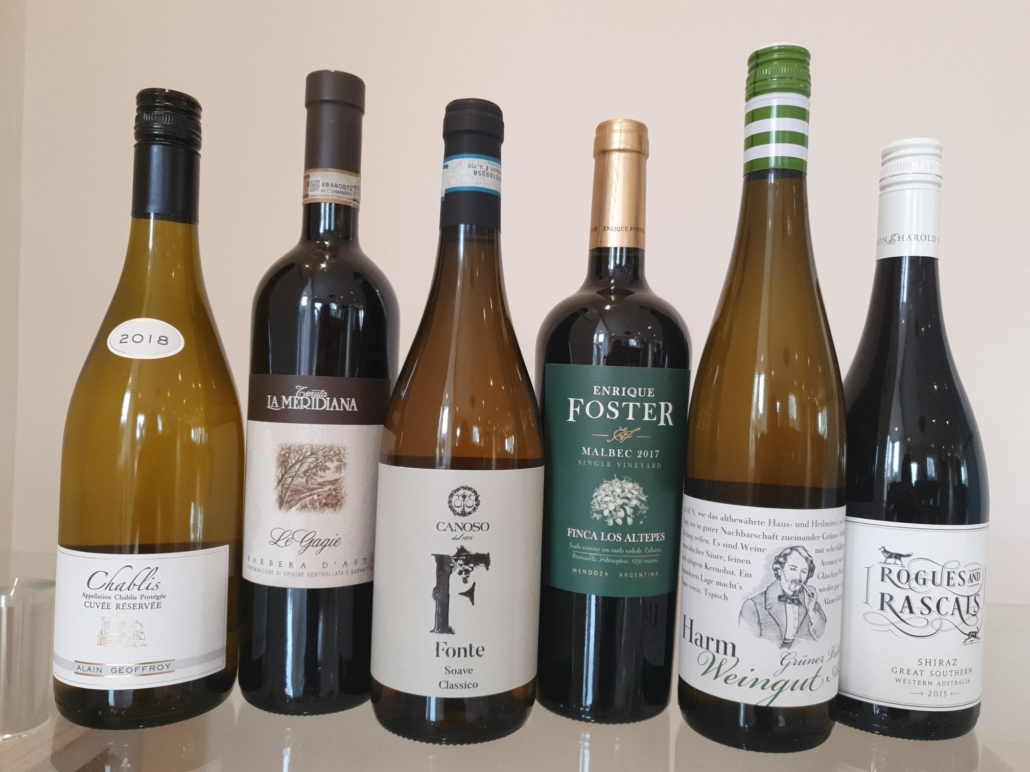 Wine Lovers 12 Bottle Case NV