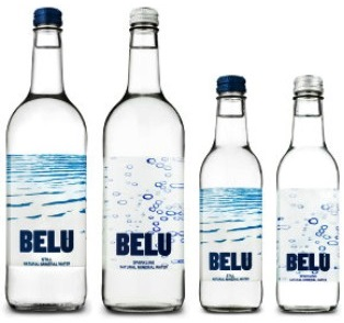 Belu Mineral Water Sparkling 12 x 750 ml NV – Grape Passions