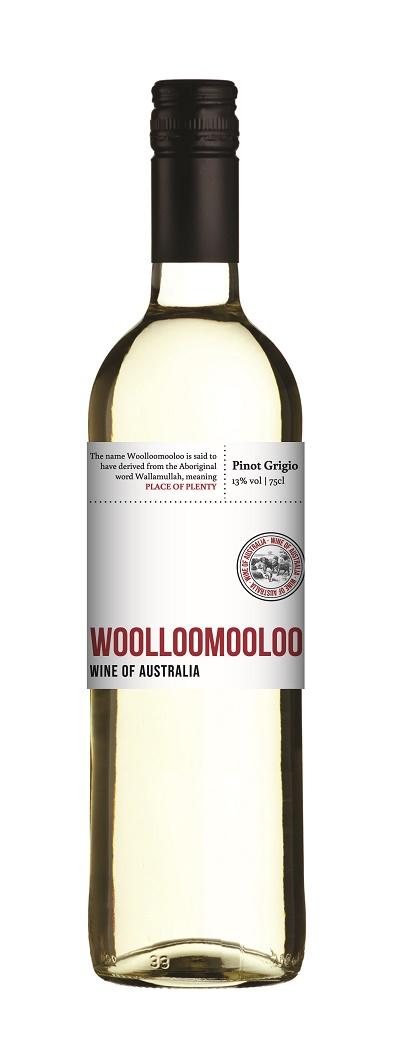Pinot Grigio, Woolloomooloo 2018