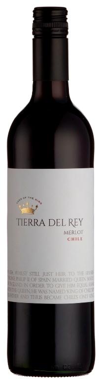 Merlot, Tierra del Rey 2019