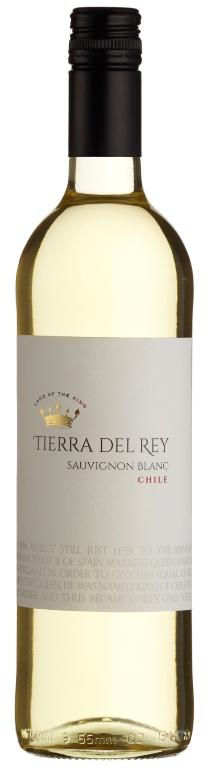 Sauvignon Blanc, Tierra del Rey 2018