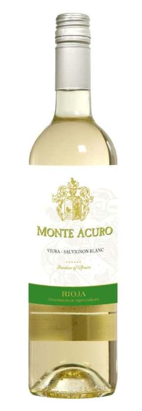 Rioja, Monte Acuro Blanco 2018