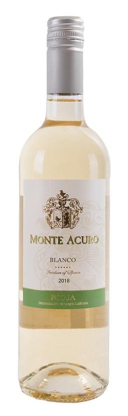 Rioja Blanco, Monte Acuro 2018