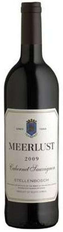 Meerlust Cabernet Sauvignon 2012