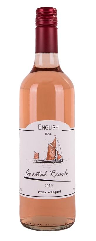 Coastal Reach, English Rosé 2019