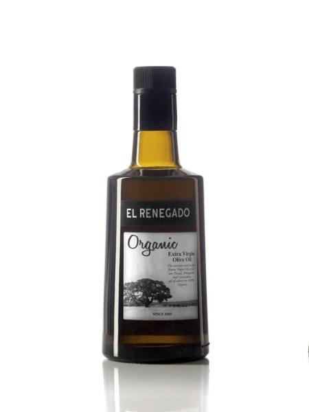 Renegado Org X Virgin Olive Oil (tall) NV