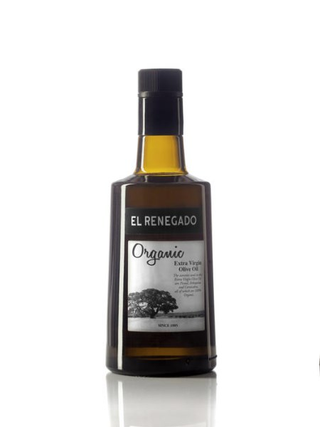 Renegado Organic Extra Virgin Olive Oil NV