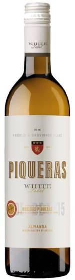Verdejo/Sauvignon Blanc Piqueras Organic 2017