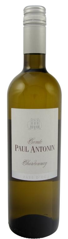 Chardonnay Comte Paul Antonin Pays d`Oc 2017