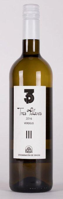 Verdejo, Tres Pilares 2017