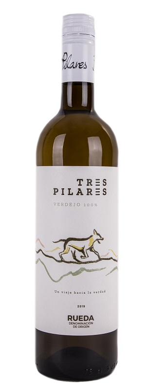 Verdejo, Tres Pilares 2019