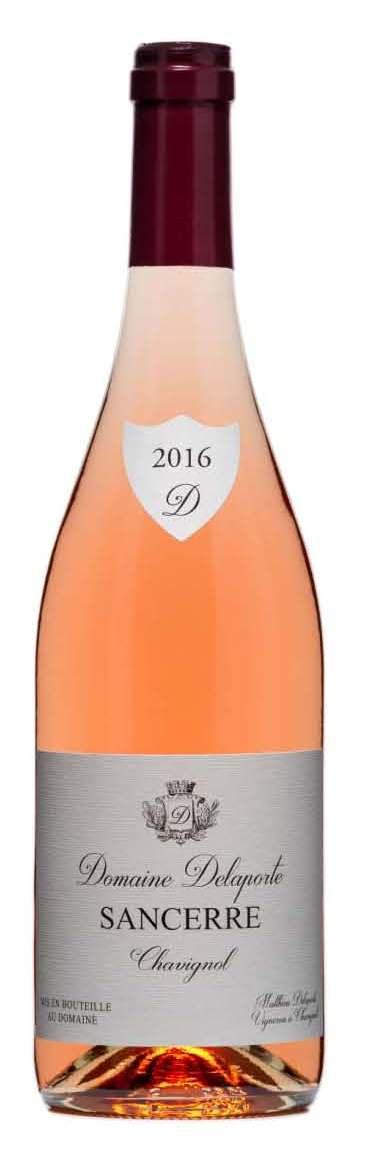 Sancerre Rosé, Domaine Vincent Delaporte 2016